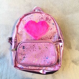 Other - Girls' Mini Pink Backpack